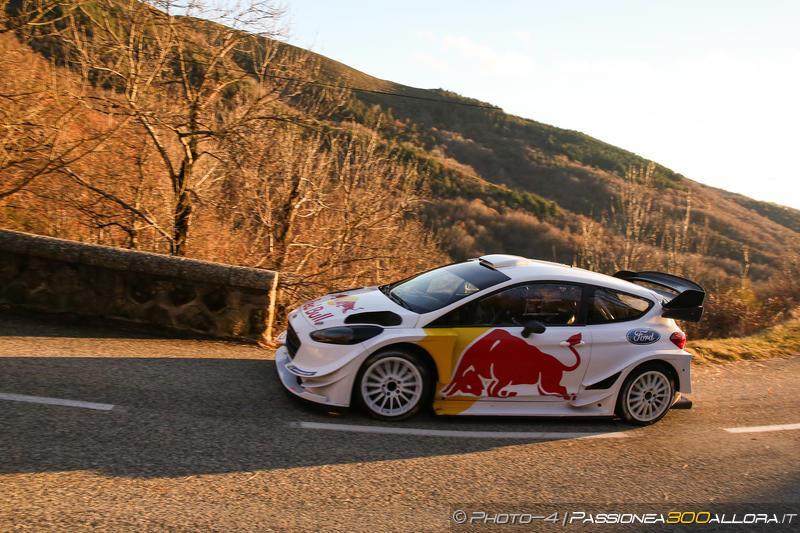 WRC | Ford torna in forma ufficiale nel 2018