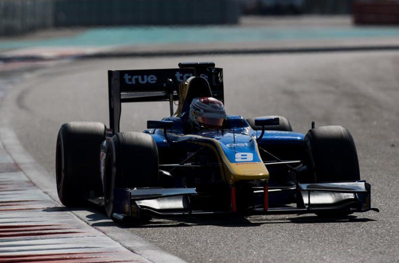 F2   Albon chiude al comando i test di Abu Dhabi