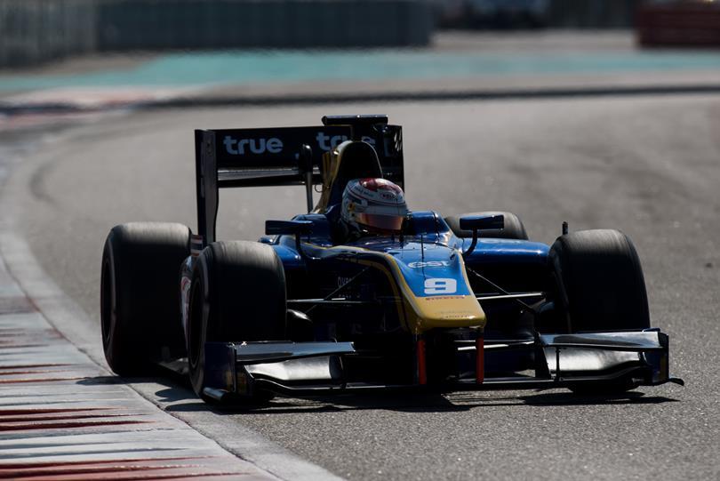 F2 | Albon chiude al comando i test di Abu Dhabi