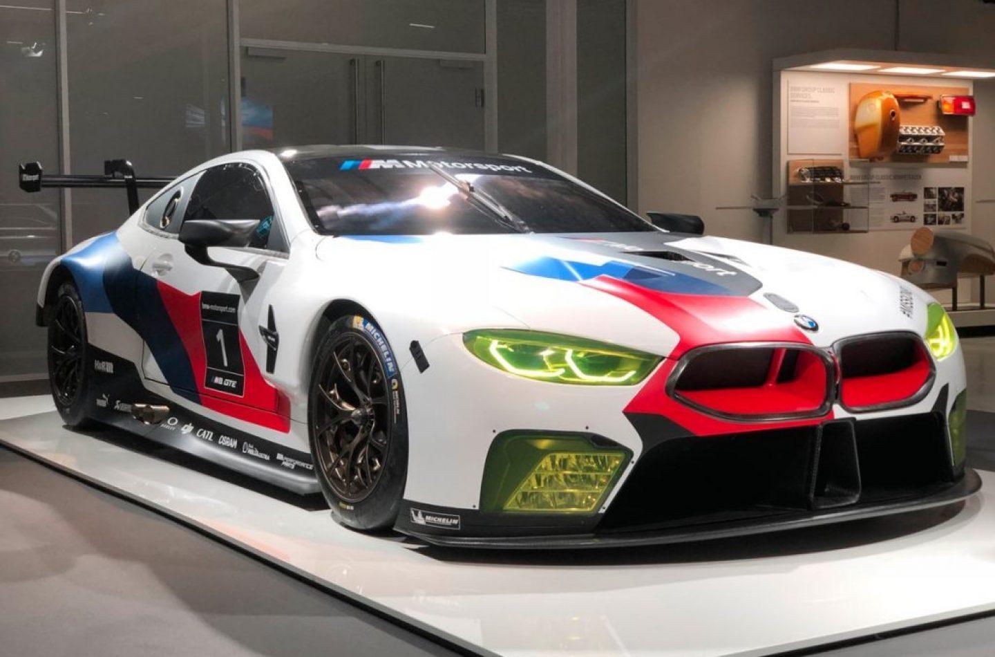 WEC   BMW annuncia i suoi piloti per la stagione 2018-2019