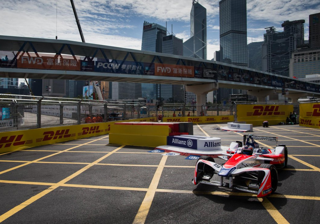 Formula E | Hong Kong: Rosenqvist in pole, Mortara terzo