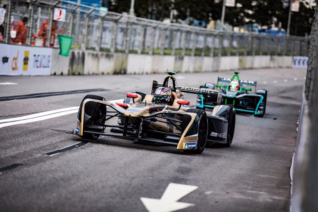 Formula E | Hong Kong: Vergne in pole col brivido