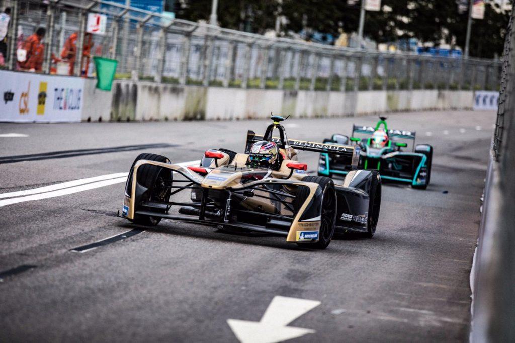 Formula E | Hong Kong: Vergne in pole col brivido