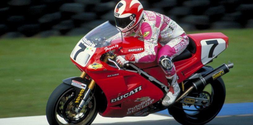 """<span class=""""entry-title-primary"""">A un anno dalla fine di un'era</span> <span class=""""entry-subtitle"""">In Superbike la Ducati si appresta a lasciare la strada dei due cilindri per quella a quattro</span>"""