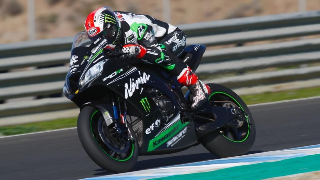 SBK   Test pre-campionato 2018: Sykes chiude in testa le sessioni di Jerez