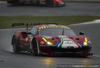 WEC | Ferrari: schieramento invariato in GTE-Pro
