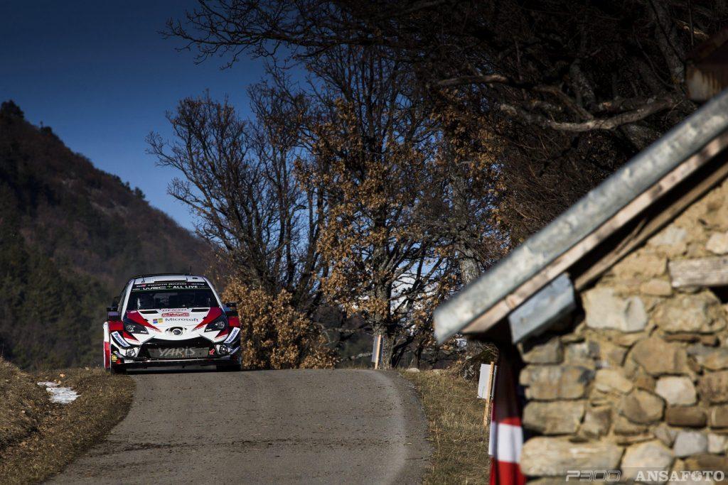 WRC | Montecarlo: Tänak recupera, errore non grave per Ogier