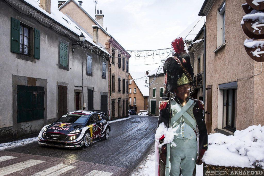 WRC | Montecarlo: Ogier controlla il vantaggio dall'assalto di Tänak