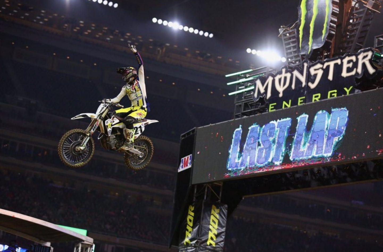 Supercross | A Houston vince Jason Anderson