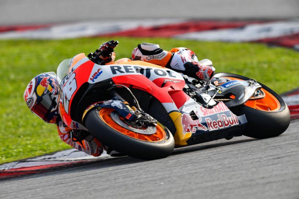 MotoGP   Test Sepang: Pedrosa svetta nel primo giorno, Ducati alle calcagna