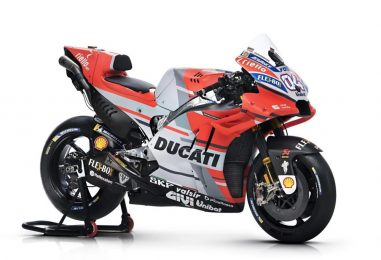MotoGP | Presentata la nuova Ducati, la GP18