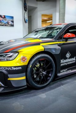 WTCR | Denis Dupont firma con Comtoyou Racing