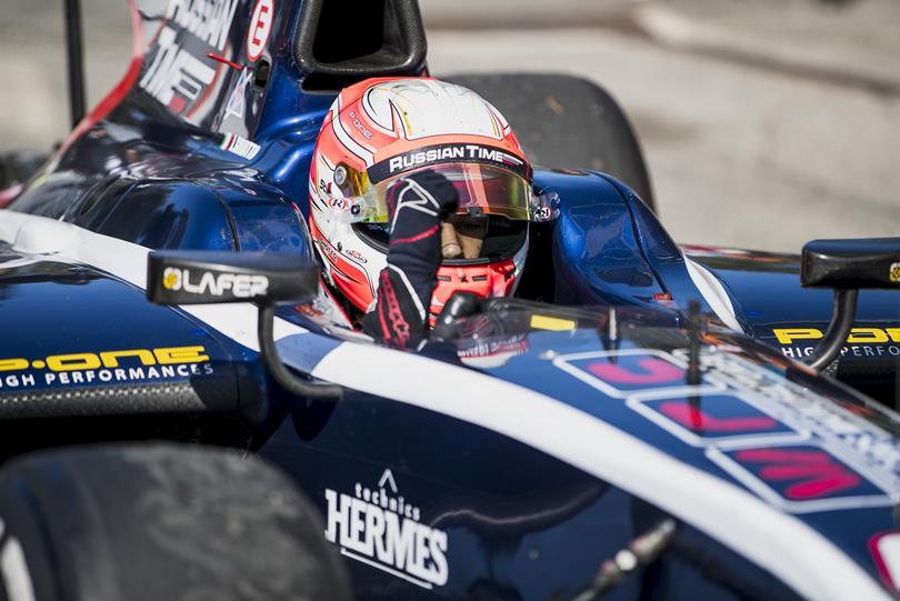 F2 | Luca Ghiotto firma con Campos Racing