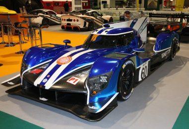 WEC | Presentata la nuova Ginetta LMP1