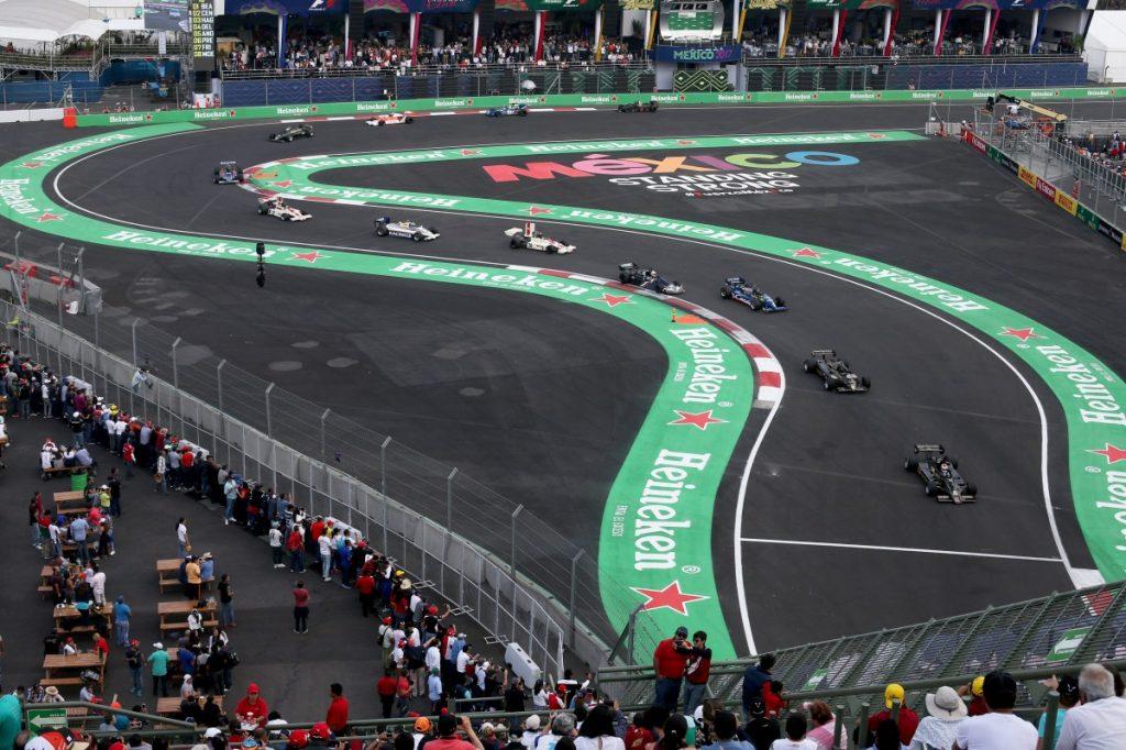 F1 | Le monoposto storiche sbarcano a Silverstone