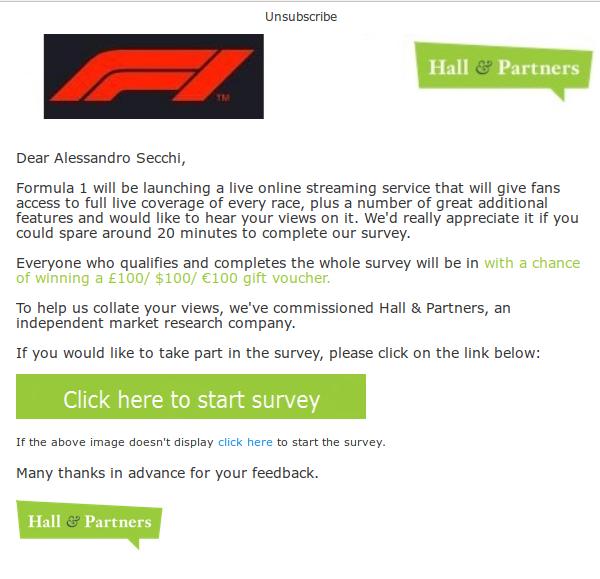 F1 | In arrivo (con data da annunciare) il servizio di live streaming di Liberty Media