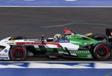 Formula E | Nico Müller da record nei rookie test di Marrakech