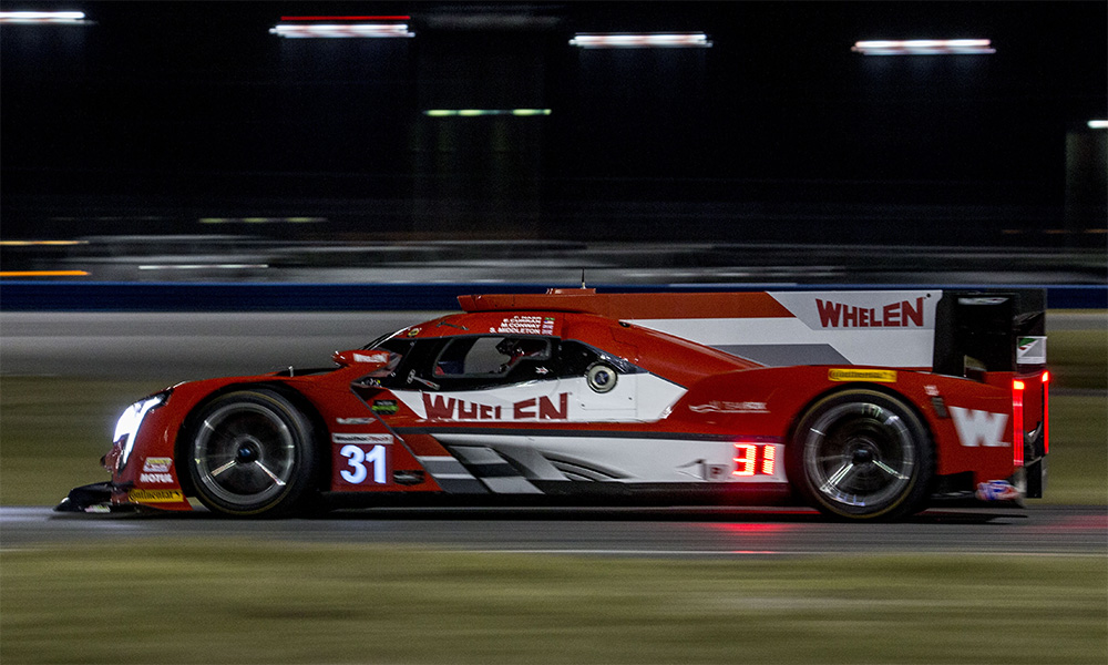 24h di Daytona: Nasr da record nei test, duello Ford-Porsche in GTLM