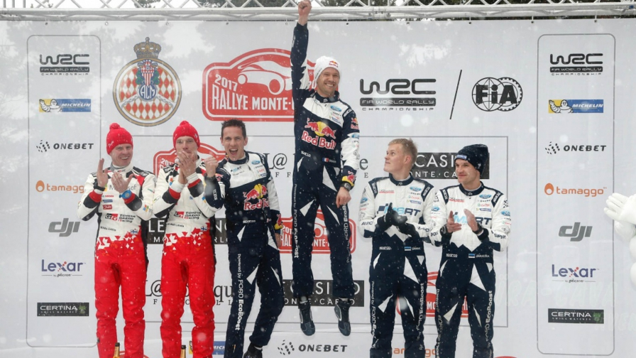 WRC   Rally di Montecarlo 2018 - Anteprima