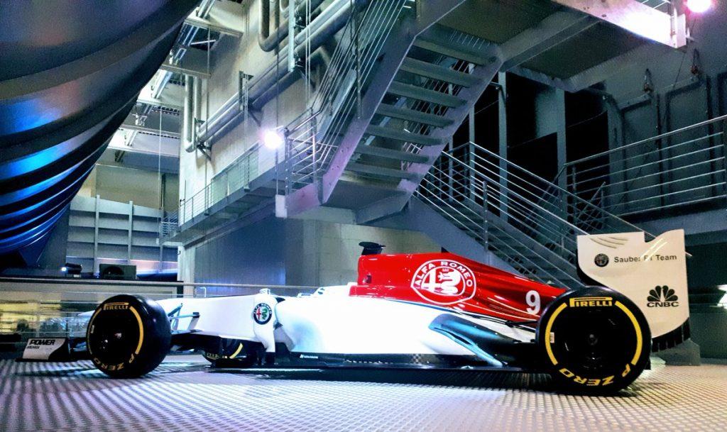 F1 | Il 20 febbraio toccherà alla Sauber-Alfa Romeo