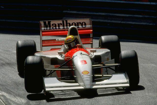 F1 | La McLaren MP4/8A di Ayrton Senna all'asta a maggio