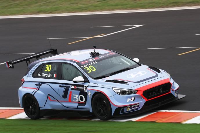 WTCR | Tarquini e Michelisz sulle Hyundai del team BRC Racing
