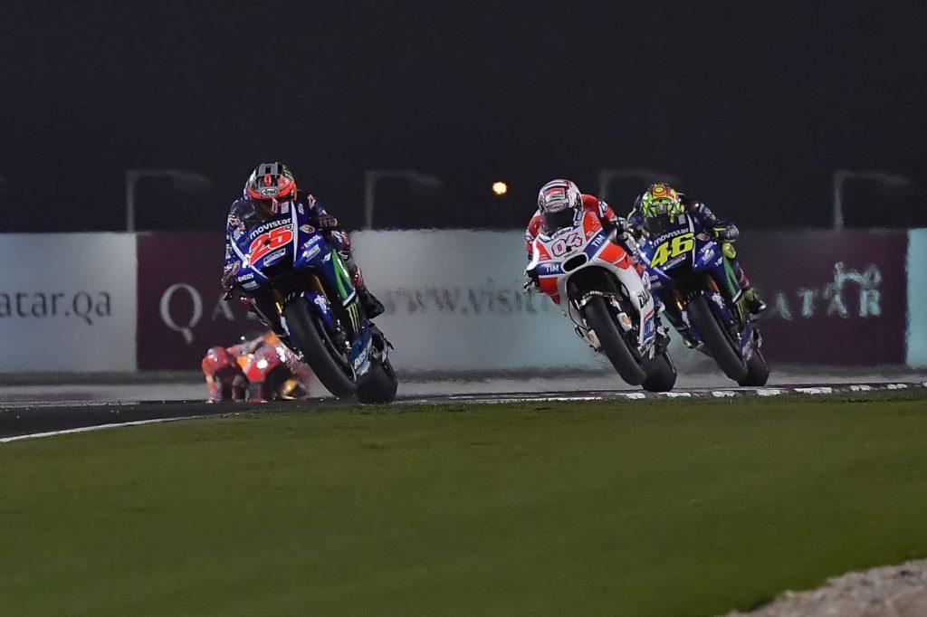 MotoGP   Viñales rinnova con Yamaha fino al 2020
