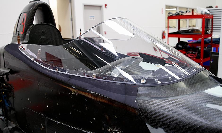 Indycar   Ecco il nuovo windscreen