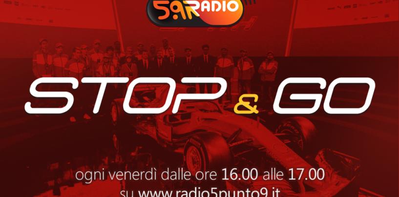 """<span class=""""entry-title-primary"""">""""Stop&Go"""" live venerdì 23 febbraio alle ore 16.00 su Radio 5.9</span> <span class=""""entry-subtitle"""">La trasmissione di Passione a 300 all'ora in diretta fino alle 17</span>"""