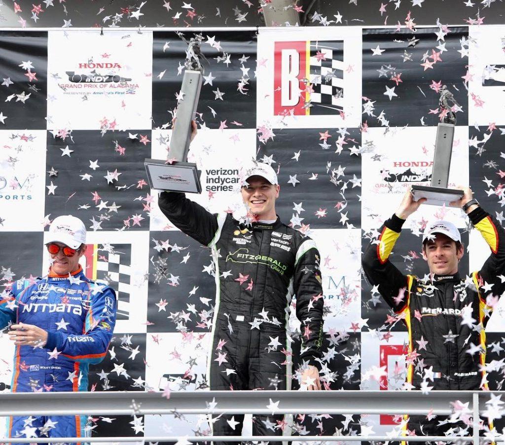 Indycar   Alabama 2018   Anteprima