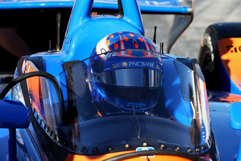 Indycar | Risultati incoraggianti dal primo test col windscreen