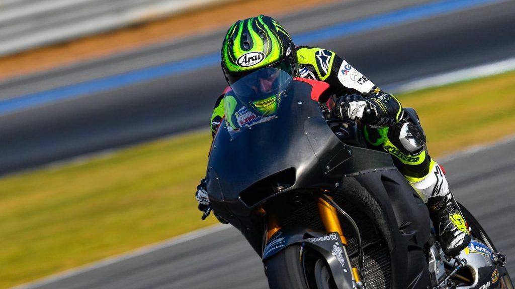 MotoGP | Test Buriram: Crutchlow il più veloce nella prima giornata