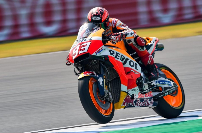 MotoGP | Test Buriram: Honda nettamente al comando
