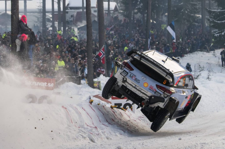 WRC   Svezia: Neuville dà la stoccata, sfortuna per Tänak
