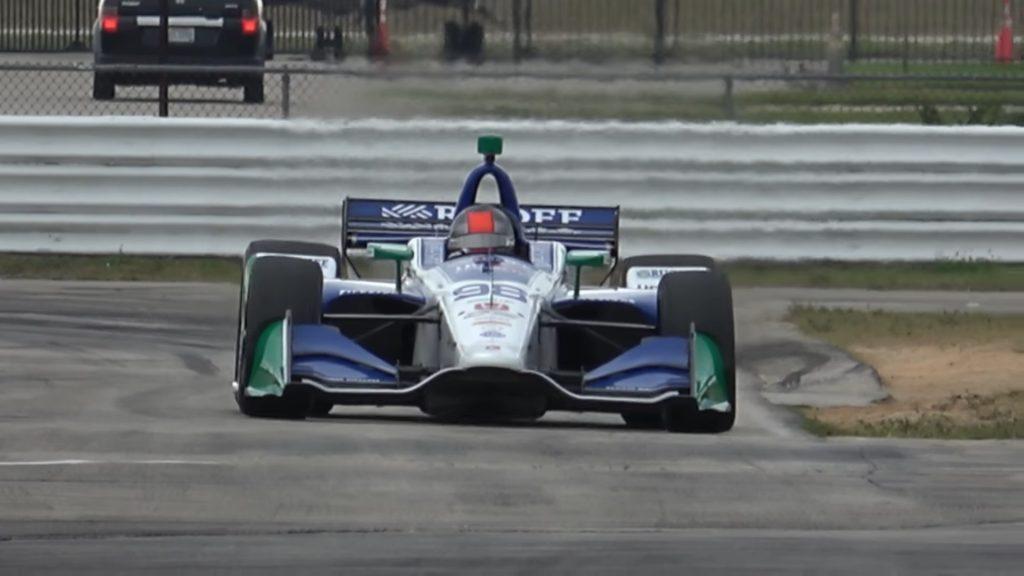 Indycar | Andretti e Newgarden i più veloci nei test di Sebring
