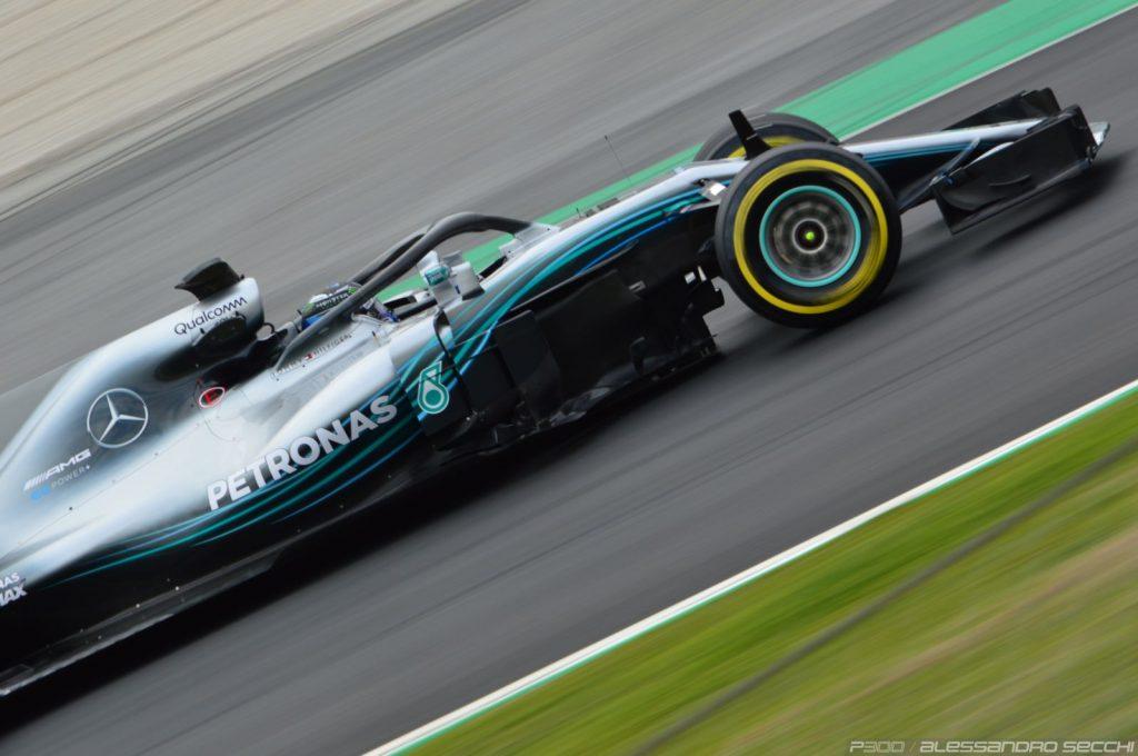 F1 | GP Spagna, FP1: Bottas davanti ad Hamilton