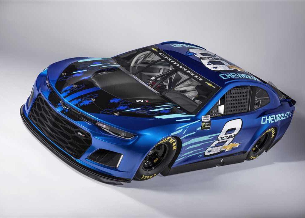 NASCAR   Monster Energy Nascar Cup Series 2018 - Anteprima 2