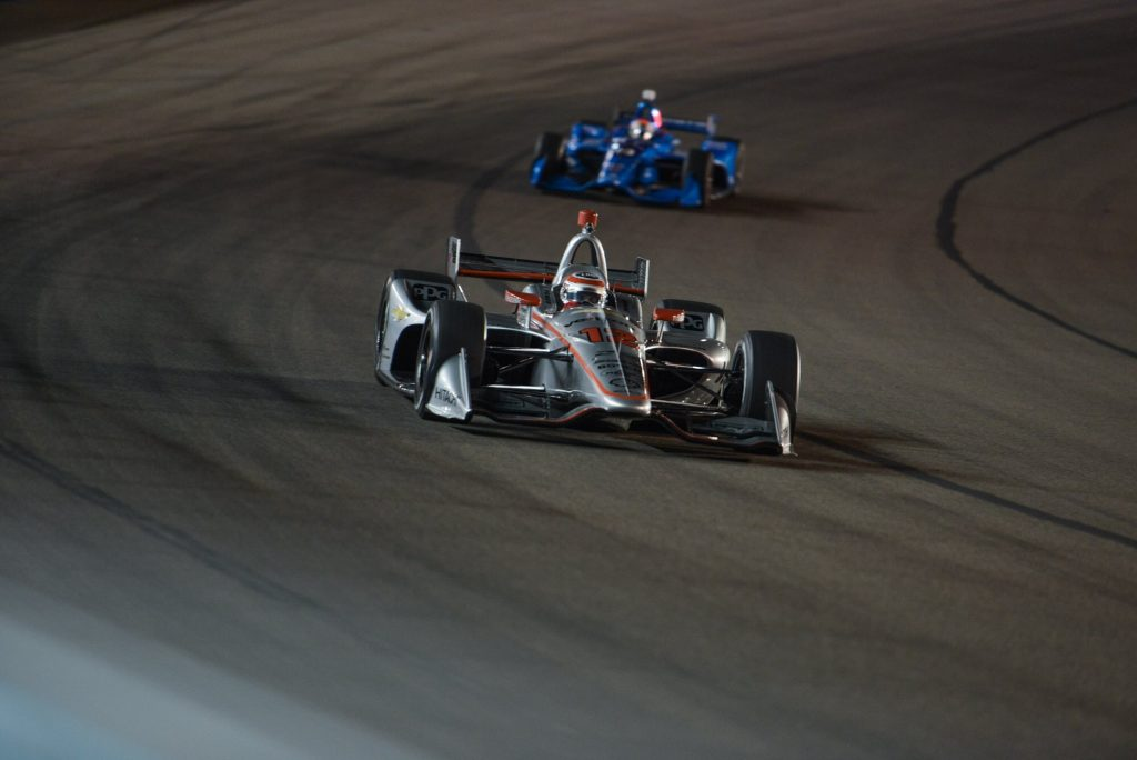 Indycar   Il resoconto dei test di Phoenix