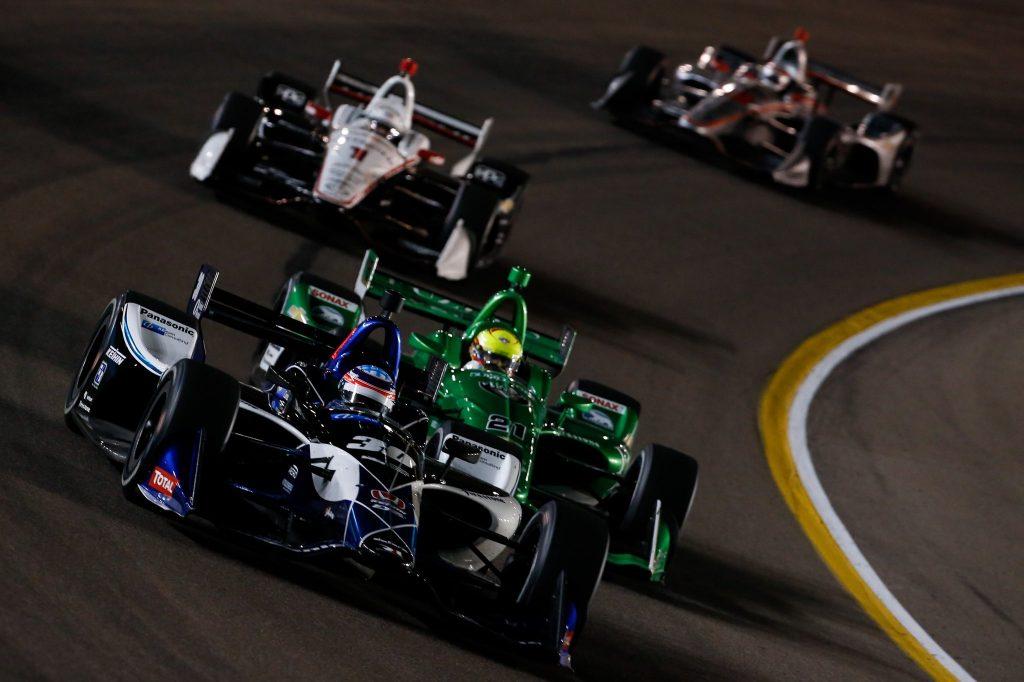Indycar | Rahal-Letterman in grande spolvero nei test di Phoenix