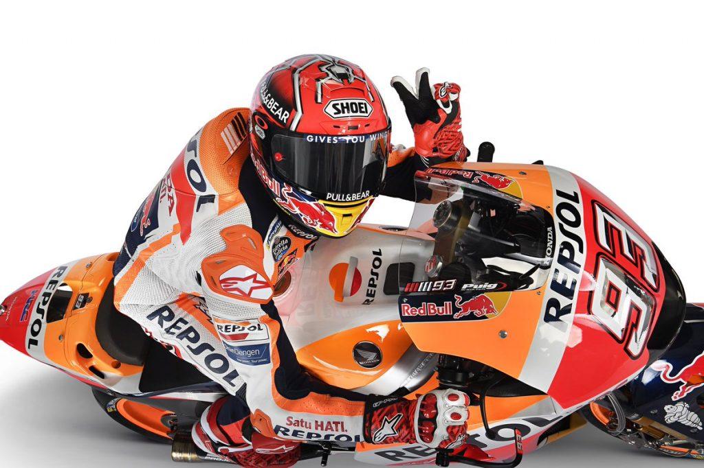 Motomondiale | Marquez firma il rinnovo con Honda