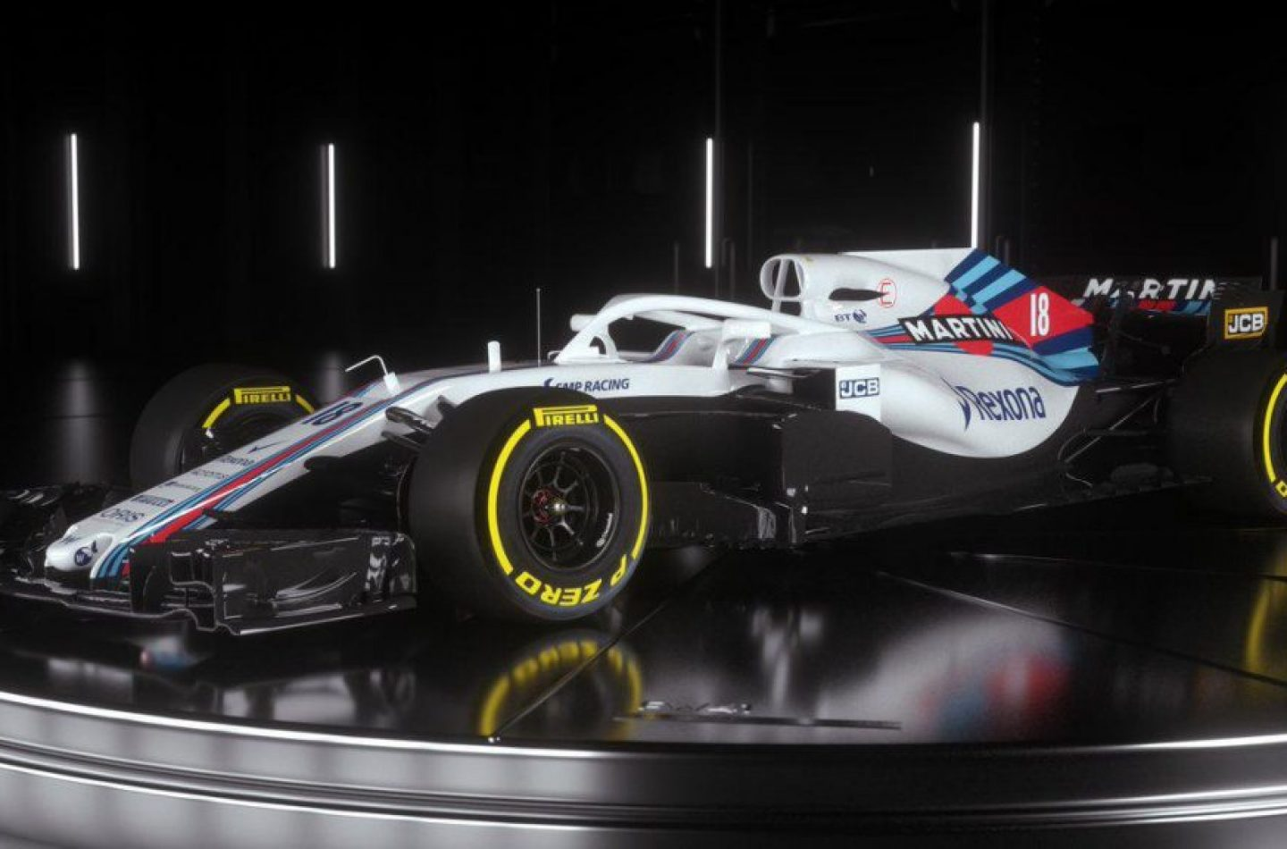 F1 | Ecco la Williams FW41 per la stagione 2018