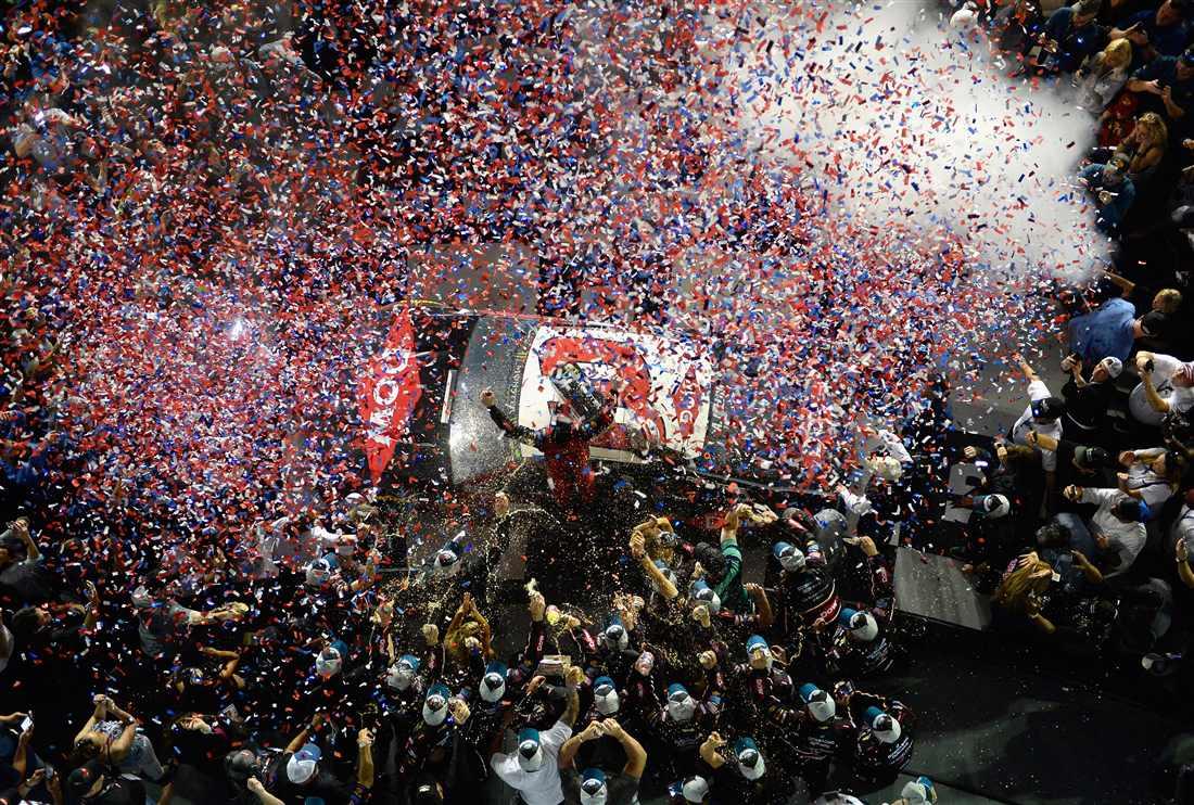 NASCAR   Austin Dillon vince la Daytona500!