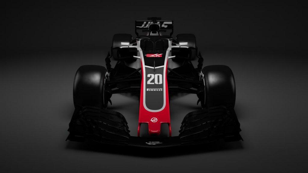 F1 | Haas: svelati i primi render della VF-18