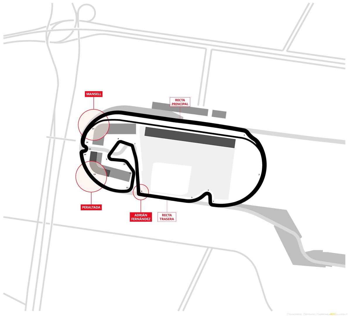 Formula E | Mexico City ePrix 2019 - Anteprima 1