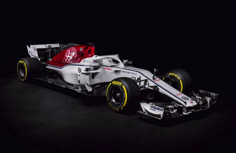 F1 | Presentata l'Alfa Romeo-Sauber C37 8