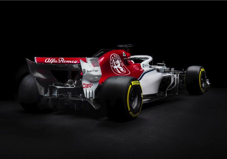 F1 | Presentata l'Alfa Romeo-Sauber C37 9