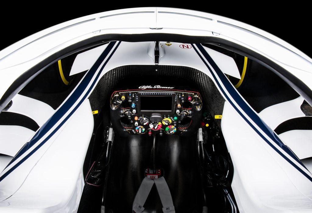 F1 | Presentata l'Alfa Romeo-Sauber C37 5