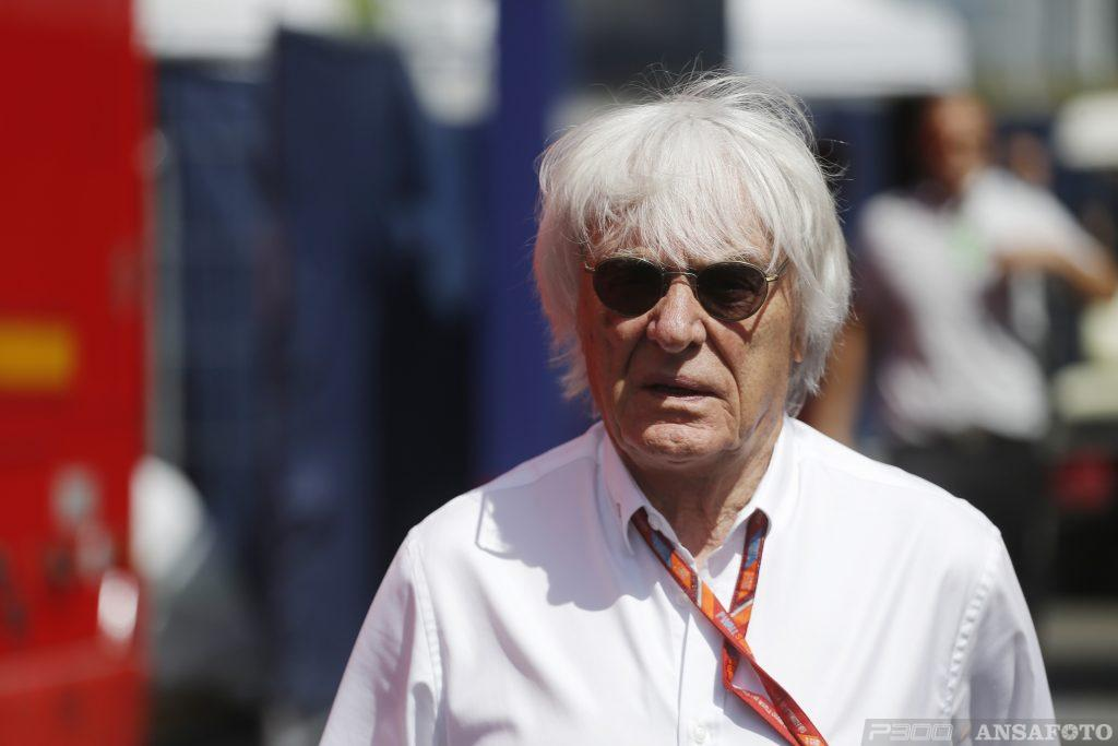 F1   Ecclestone: