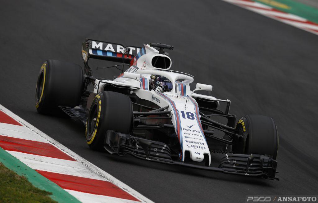 F1 | Martini lascia Williams a fine 2018