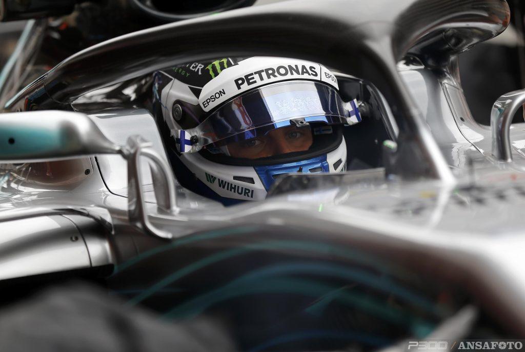 F1 | Barcellona Day 2: Bottas in testa a metà giornata